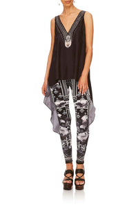 CAMILLA WILD MOONCHILD LEGGINGS