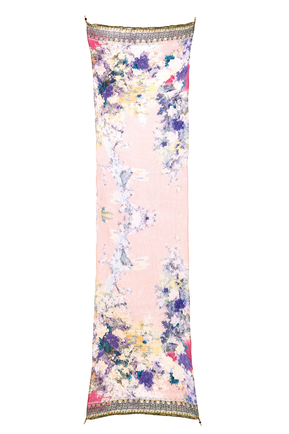 CAMILLA HARAJUKU HEIRESS LONG SCARF