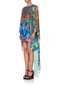 LONG SHEER OVERLAY DRESS MOTHER XANADU