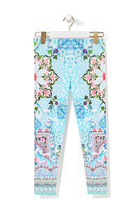 LOVERS RETREAT KIDS LEGGINGS