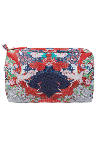 CAMILLA GEISHA GIRL MAKE UP BAG
