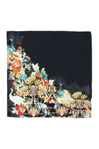 CAMILLA MIDNIGHT MOONCHILD MENS POCKET SQUARE
