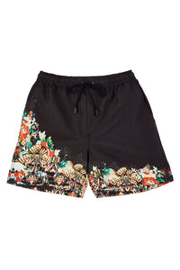 CAMILLA MIDNIGHT MOONCHILD MENS ELASTIC WAIST BOARDSHORT