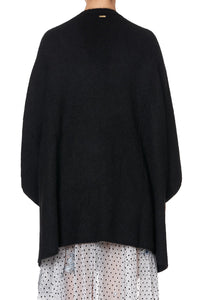 OVERSIZED PATCH POCKET CARDIGAN MOONLIT MUSINGS