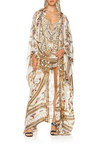 OVERSIZED ROBE OLYMPE ODE