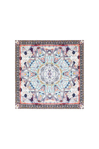 TALES OF TATIANA LARGE SQUARE SCARF
