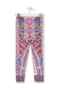 KALBELIA QUEEN KIDS LEGGINGS