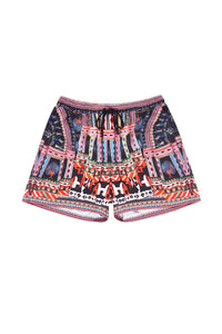 THE BODYGUARD MENS ELASTIC WAIST BOARDSHORT