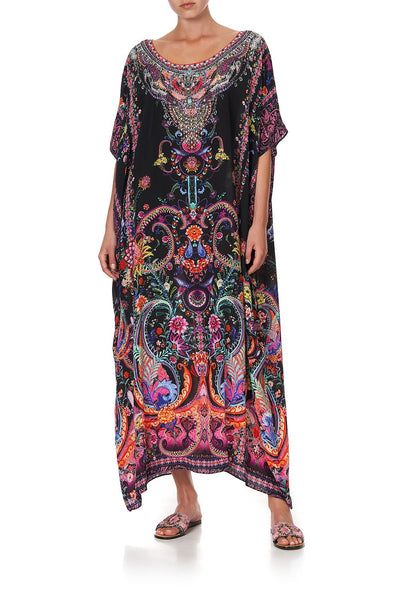 ROUND NECK KAFTAN BOHEMIAN REBELLION