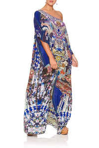 ROUND NECK KAFTAN DARLING'S DESTINY