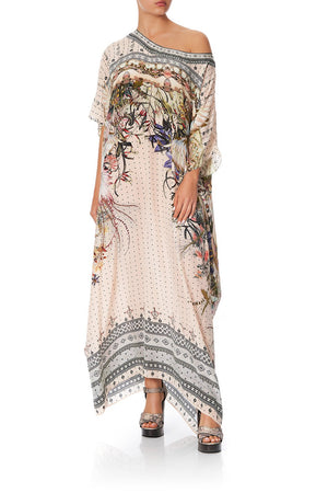 f1202bd52 ROUND NECK KAFTAN KINDRED SKIES (O/S)