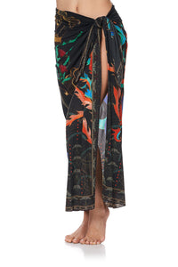 LONG SARONG WISE WINGS