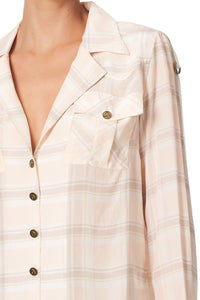 SHAPED YOKE SHIRT SOUTHERLY CHANGE