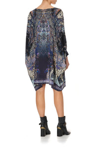 SHORT KAFTAN WITH CUFF FESTIVAL EXPRESS