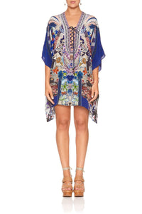 SHORT LACE UP KAFTAN DARLING'S DESTINY