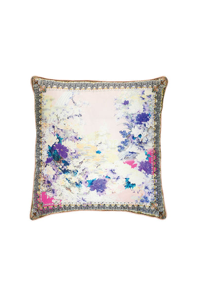 CAMILLA HARAJUKU HEIRESS SMALL SQUARE CUSHION