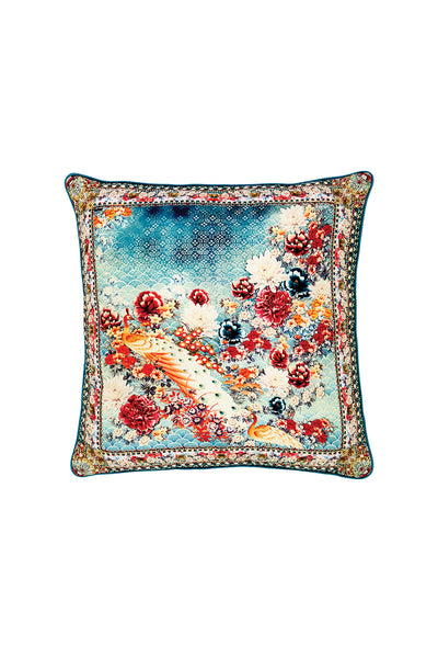 CAMILLA HER HEIRLOOM SMALL SQUARE CUSHION