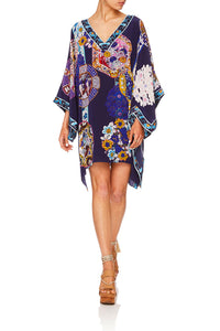 STAR GAZER KAFTAN W SIDE WRAP