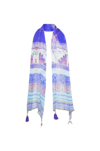 STRENGTH IN RAYS LONG SCARF