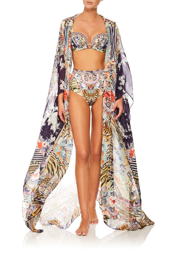 CAMILLA THE LONELY WILD OVERSIZED ROBE