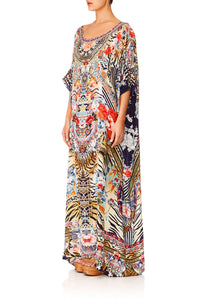 THE LONELY WILD ROUND NECK KAFTAN