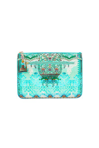 THE SPIRIT WITHIN SMALL CANVAS CLUTCH