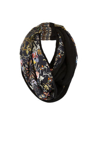 DANCING IN THE DARK DOUBLE SIDED SCARF