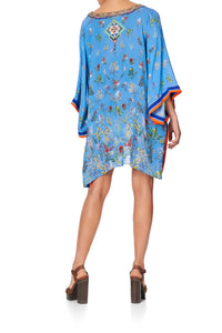 KAFTAN WITH SIDE WRAP SOUTHERN SPLENDOUR