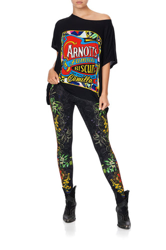 LOOSE FIT BOXY TEE ARNOTTS