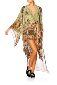 ECHOS OF ENCHANTMENT KIMONO PLAYSUIT