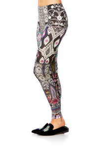 CAMILLA JAGGIS KINGDOM LEGGINGS