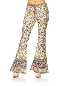 CAMILLA SOUL SISTERS STRETCH FLARED TROUSER