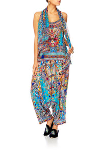 CANVAS OF COLOUR HAREM PANTS