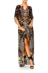 CHAMBER OF REFLECTIONS MULTIWEAR LONG KAFTAN