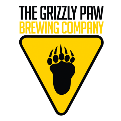 Grizzly Paw Brewing Brand Logo - Image