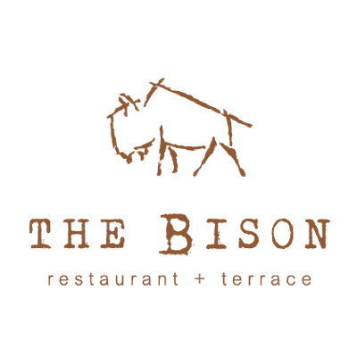 The Bison Restaurant Brand Logo - Image