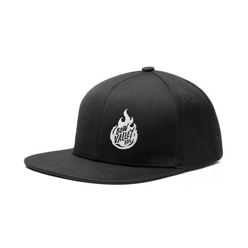 Bow Valley BBQ New Era Snap Back