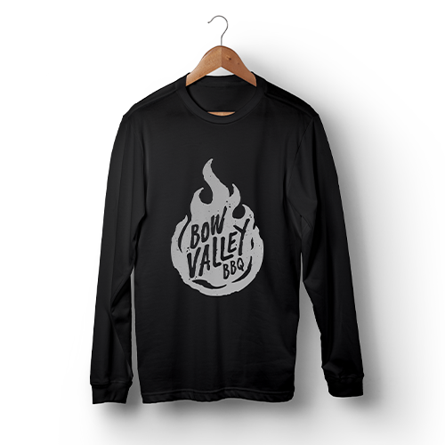 Bow Valley BBQ Long Sleeve - Men's