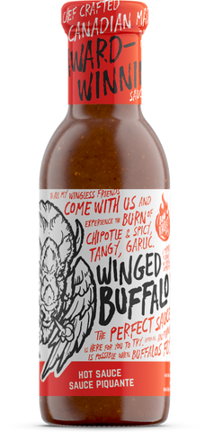 Winged Buffalo Hot Sauce