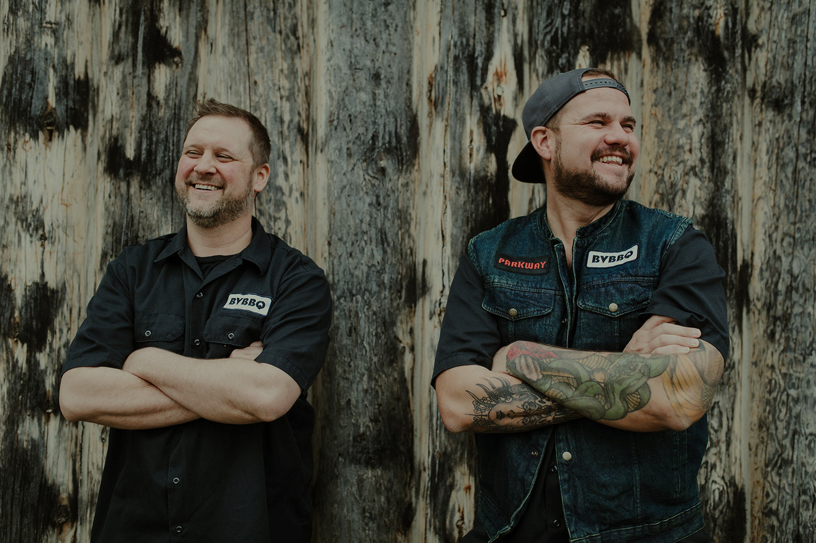 Jamie Ayles & Chris Dean- Founders of Bow Valley BBQ - Image
