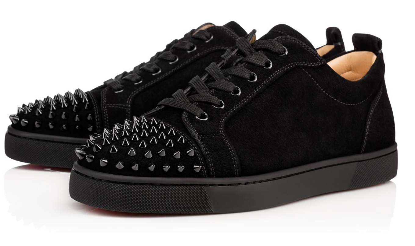 a9801c0ad61 Low Top Louboutin Sneakers – Antigua fashion