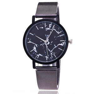 Elegant Quartz Wristwatch