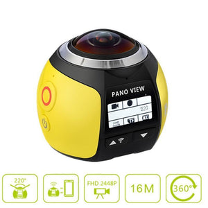 Waterproof HD Mini Camera