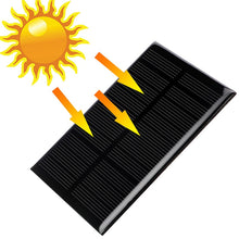 Load image into Gallery viewer, Portable Module Small Solar Panel