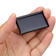 Load image into Gallery viewer, Mini Solar Panel  Charger