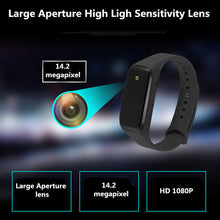 Load image into Gallery viewer, HD Secret Bracelet Camera