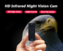 Load image into Gallery viewer, Night Vision Mini Camera