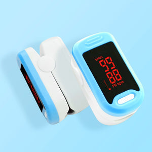Fingertip Pulse Monitor