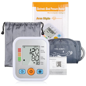 Blood Pressure Meter for Monitoring