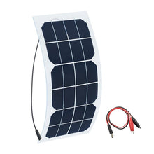 Load image into Gallery viewer, Flexible Solar Panel Charger